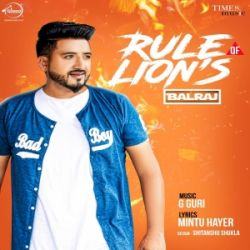 Balraj new songs with original cover photo