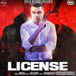 Licence cover mp3