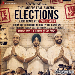 Election cover mp3