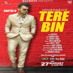 Tere Bin cover mp3
