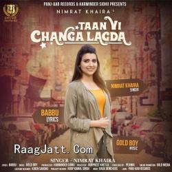 Taan V Changa Lagda cover mp3