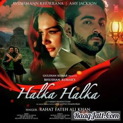Halka Halka cover mp3