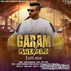 Garam Kheyali cover mp3