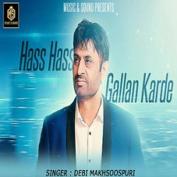 Hass Hass Gallan Karde cover mp3