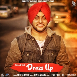 Dress Up cover mp3
