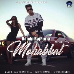 Mohabbat cover mp3