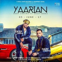 Yaarian cover mp3