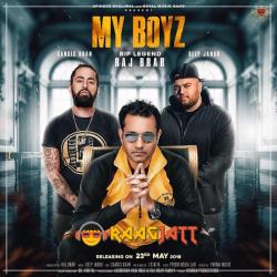 My Boyz cover mp3