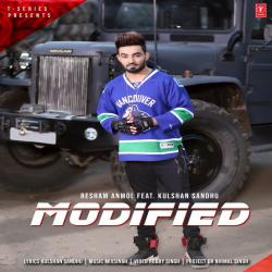 Modified cover mp3