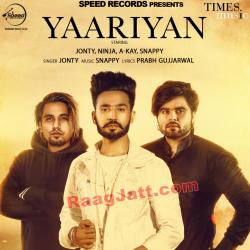 Yaariyan cover mp3