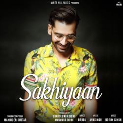 Sakhiyaan cover mp3