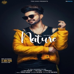 Nature cover mp3
