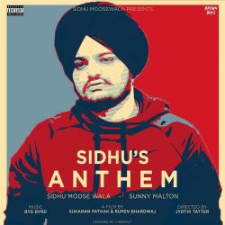 Sidhu Anthem cover mp3
