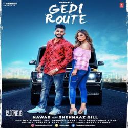 Gedi Route cover mp3