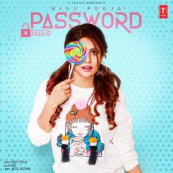 Password cover mp3