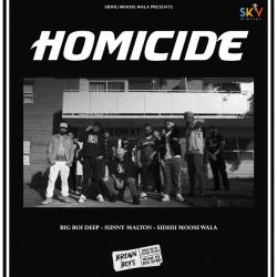Homicide cover mp3