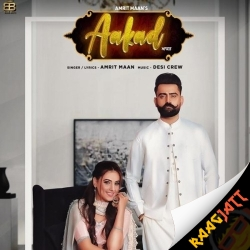 Aakad cover mp3