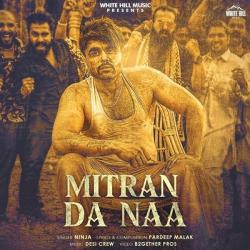 Mitran Da Naa cover mp3