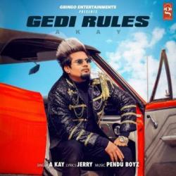 Gedi Rules cover mp3