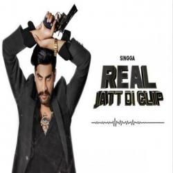 Real Jatt Di Clip cover mp3