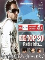 Big Top 20 (Radio Hits) - Jazzy B
