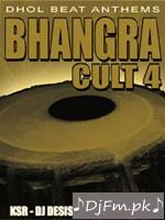 Bhangra Cult 4 - Jazzy B