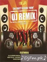 The Party Begins Now Dj Remix Vol 1 - Jazzy B