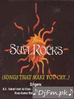 Sufi Rocks (Top Hit Tracks) CD 1 - K K