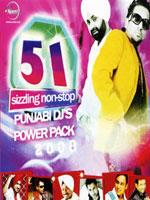 51 Sizzling Non-Stop Punjabi Djs Power Pack - Jazzy B