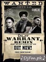 Warrant - Diljit Dosanjh