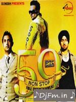59 Non Stop Full Entertainment - Various