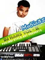 Punjabi Style.Ent Presents DJ Hans Vol 11 - Gippy Grewal