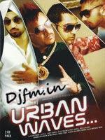 Urban Waves CD 1 - Jazzy B