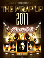 The Wrap up 2011 CD 2 - Gippy Grewal