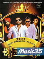 2011 Most Energetic CD 1 - Amrinder Gill