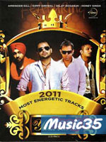 2011 Most Energetic CD 2 - Amrinder Gill