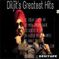 Diljit Dosanjh Greatest Hits - Diljit