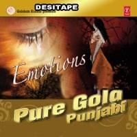 Pure Gold Punjabi (Emotions) - Various