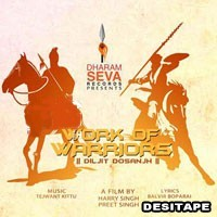 Work Of Warriors - Diljit