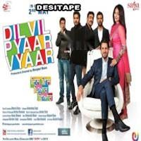 Dil Vil Pyaar Vyaar - Various