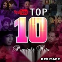 YouTube Top 10 Punjabi Hits - Various