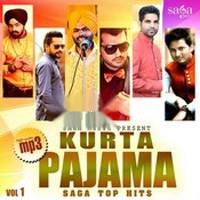 Kurta Pajama - Saga Top Hits Vol - 1 - Various