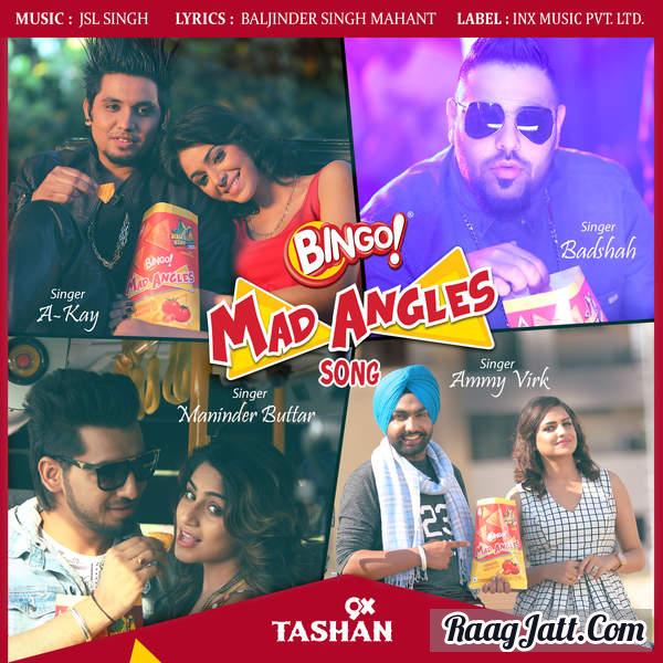 Bingo (iTunes) - BADshah,Ammy Virk,A-Kay & Maninder Buttar