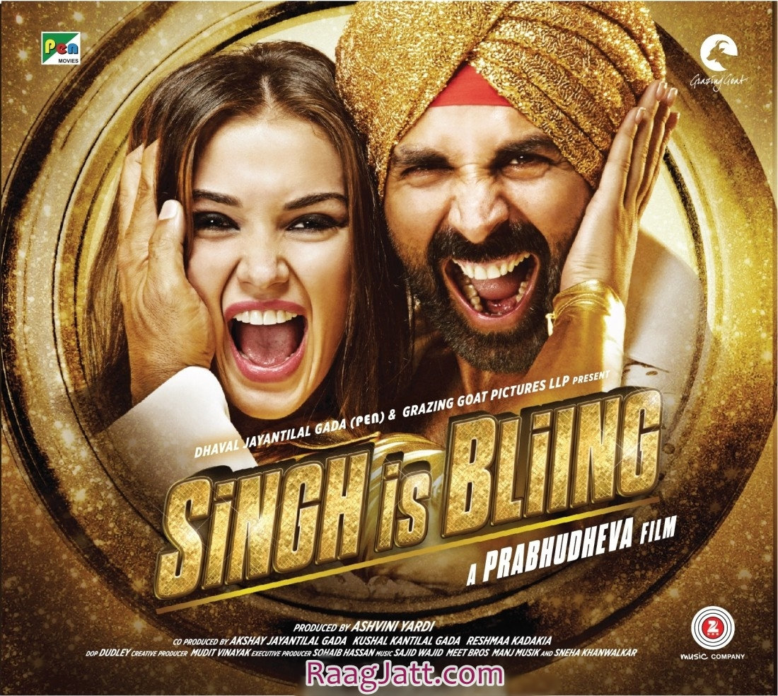 Singh Is Bliing (Movie) - Diljit Dosanjh