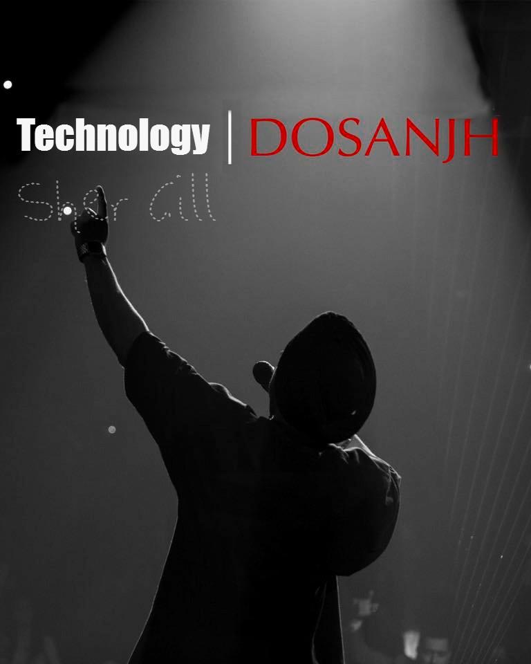Technology (Live) - Diljit Dosanjh