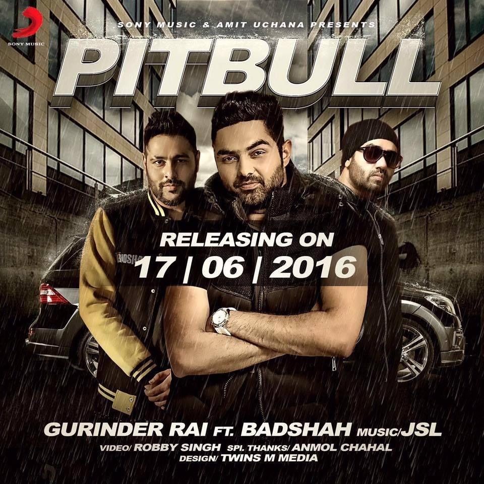 Garrari Pitbull - Badshah , Gurinder Rai