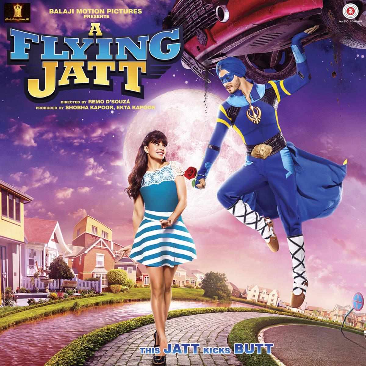 A Flying Jatt - Raftaar ,Mansheel Gujral