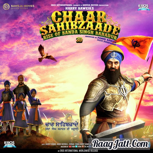 Chaar Sahibzaade - Rise of Banda Singh Bahadur - Amrinder Gill,Sukhwinder Singh
