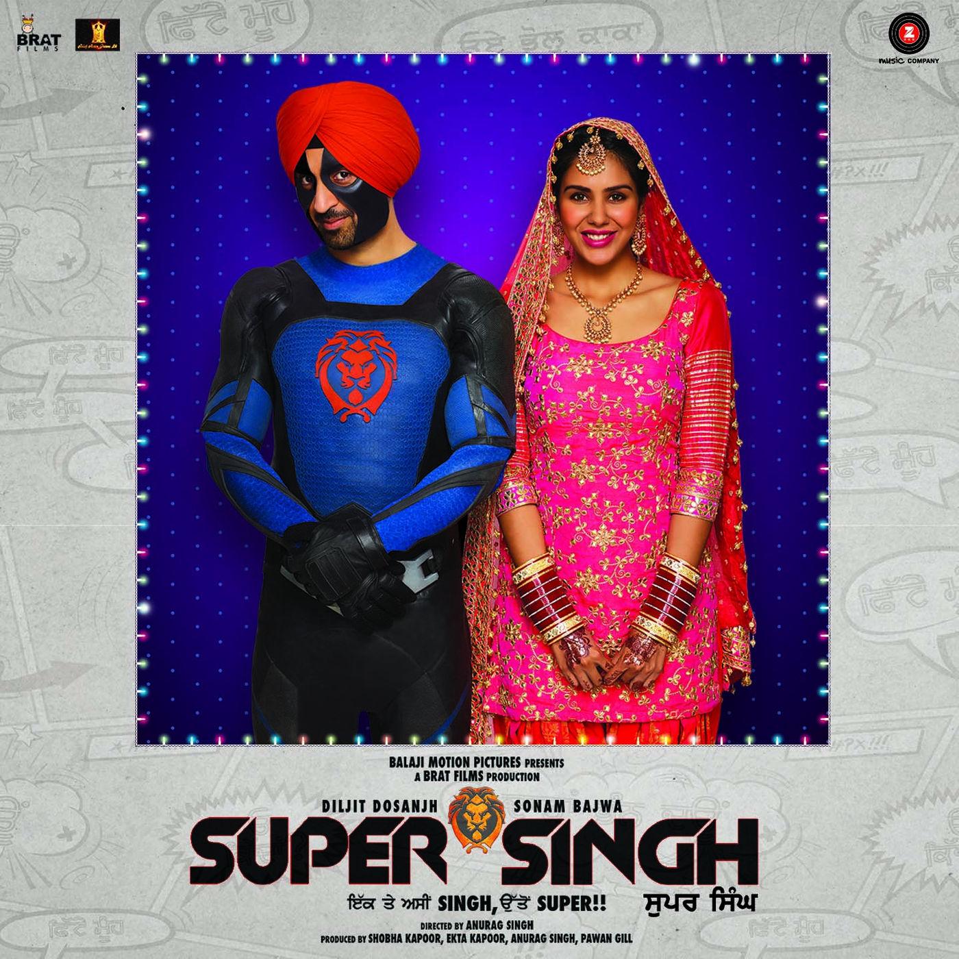 Super Singh (Movie) - Diljit Dosanjh