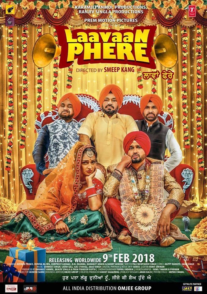 Laavaan Phere (2018) - Roshan Prince